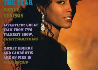 Reneé Tenison, Playmate Of The Year 1990, November 1989 Playmate
